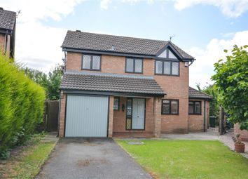 Thumbnail 4 bed detached house for sale in Bressingham Drive, West Bridgford, Nottingham