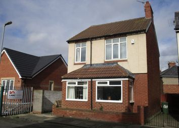 Thumbnail 3 bed detached house for sale in Salisbury Street, Blyth
