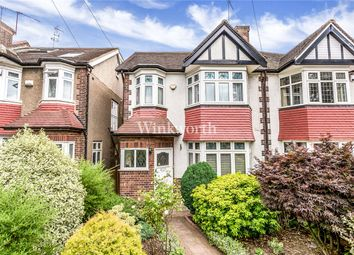 Thumbnail 4 bedroom semi-detached house for sale in Wilmer Way, London