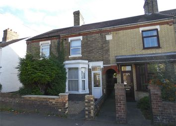 Thumbnail 2 bed end terrace house to rent in Oundle Road, Peterborough, Cambridgeshire
