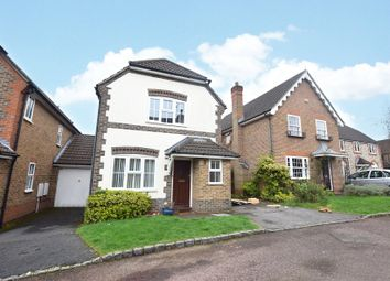 Thumbnail 3 bed detached house to rent in Saturn Croft, Winkfield Row, Bracknell, Berkshire