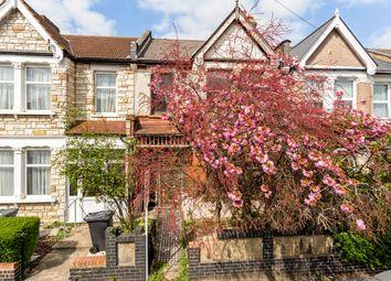 Thumbnail 3 bed terraced house for sale in Estcourt Road, Croydon
