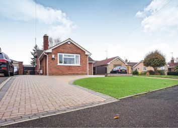 Thumbnail 3 bed detached bungalow for sale in Charles Cope Road, Orton Waterville, Peterborough