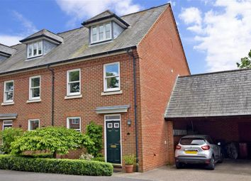 Thumbnail 3 bed end terrace house for sale in The Sadlers, Westhampnett, Chichester, West Sussex
