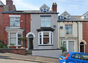 Thumbnail 3 bed terraced house for sale in Hunter House Road, Hunters Bar, Sheffield