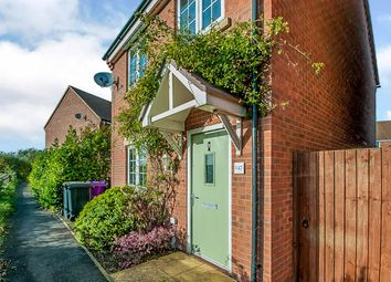 Thumbnail 3 bed detached house for sale in College Road, Cranwell Village, Sleaford