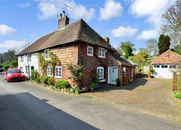 Thumbnail 2 bed semi-detached house for sale in The Row, Elham, Canterbury, Kent