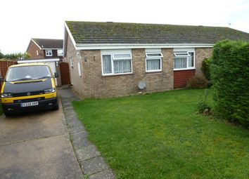 Thumbnail 2 bed semi-detached bungalow to rent in Thurlow Close, Amesbury, Salisbury