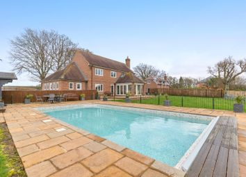 Thumbnail 6 bedroom detached house for sale in Enborne Street, Enborne, Newbury, Berkshire
