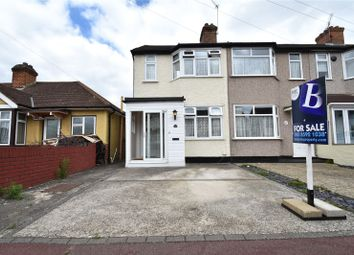 Thumbnail 2 bed end terrace house for sale in Mayswood Gardens, Dagenham