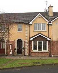 Thumbnail 3 bed terraced house for sale in 39 The Millstream, Blackbog Road, Carlow Town, Carlow