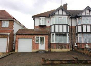 Thumbnail 3 bed semi-detached house for sale in Wynchgate, Southgate