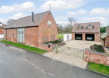 Thumbnail 5 bed barn conversion for sale in Hill Wootton, Warwick, Warwickshire
