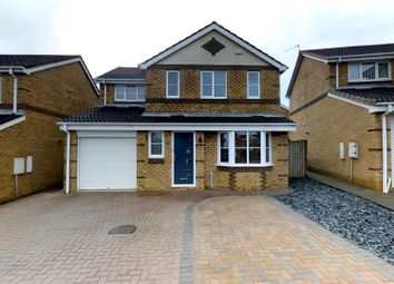 Thumbnail 4 bedroom detached house for sale in Middlehope Grove, Bishop Auckland