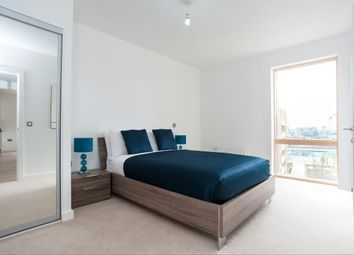 Thumbnail 2 bed flat to rent in Hallsville Quarter, Sherrington Court, Canning Town