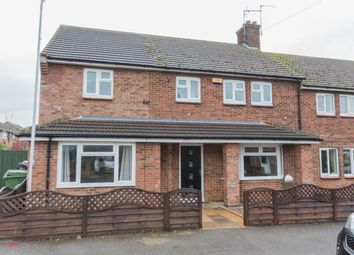 Thumbnail 5 bed end terrace house for sale in Welford Close, Irthlingborough, Wellingborough