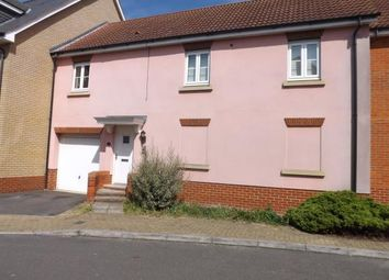 Thumbnail 1 bed flat for sale in Laindon, Basildon, Essex