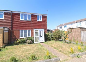 3 bed end terrace house for sale in Pensford Drive, Eastbourne, East Sussex BN23