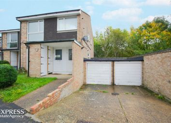 Thumbnail 2 bed flat for sale in Berkeley Close, Stevenage, Hertfordshire