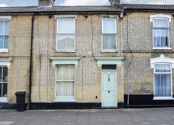 Thumbnail 1 bed flat for sale in Clarkson Street, Ipswich