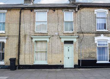 Thumbnail 1 bedroom flat for sale in Clarkson Street, Ipswich
