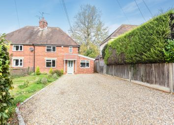 Thumbnail 3 bed semi-detached house for sale in Church Lane, Rotherfield Peppard, Henley-On-Thames