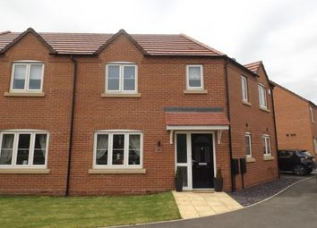 Thumbnail 3 bed semi-detached house for sale in Adams Park Way, Kirkby-In-Ashfield