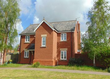 Thumbnail 4 bed detached house for sale in Hawfinch Green, Desborough