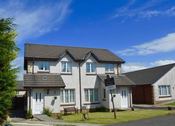 Thumbnail 3 bed property for sale in Primpton Avenue, Dalrymple, Ayr