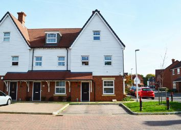 Bakers Place, Woodley RG5. 3 bed town house for sale