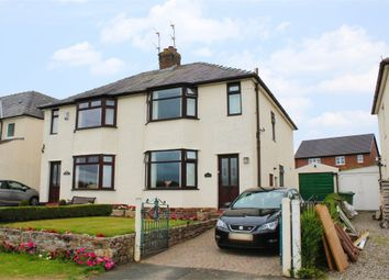 Thumbnail 3 bed semi-detached house for sale in School Road, Cumwhinton, Carlisle, Cumbria