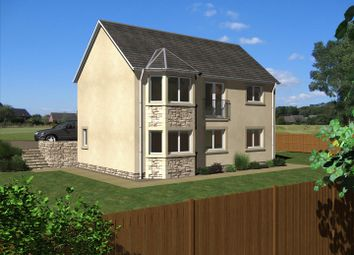 Thumbnail 3 bed detached house for sale in The Spylaw, East Broomlands, Kelso