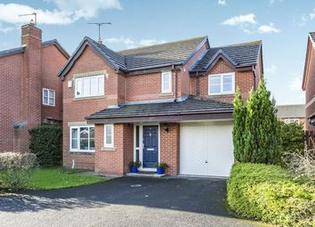 Thumbnail 4 bed detached house for sale in Broom Field, Bowgreave, Preston