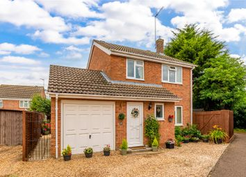 Thumbnail 4 bed detached house for sale in Deerfield Close, Buckingham
