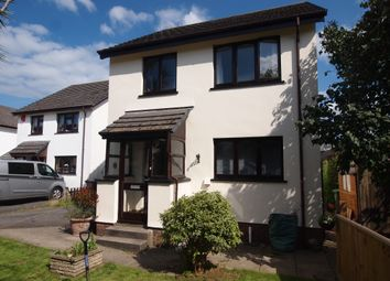 Thumbnail 3 bed detached house for sale in Palmers Close, Braunton