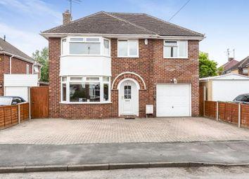 Thumbnail 4 bed detached house for sale in Elm Close, Prestbury, Cheltenham, Gloucestershire