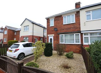 Thumbnail 2 bed semi-detached house for sale in Pinders Crescent, Ferrybridge, Knottingley, West Yorkshire