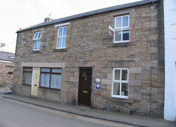 Thumbnail 3 bedroom terraced house for sale in North Street, Seahouses, Northumberland