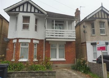 Thumbnail 3 bed flat to rent in Maxwell Road, Winton, Bournemouth