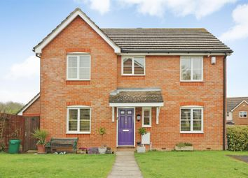 Thumbnail 4 bed detached house for sale in Sun Valley Way, Eythorne, Dover