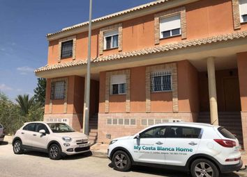 Thumbnail 3 bed terraced house for sale in Catral, Valencia, Spain