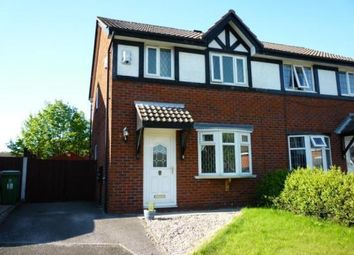 Thumbnail 3 bed semi-detached house to rent in Weavers Green, Farnworth, Farnworth, Bolton