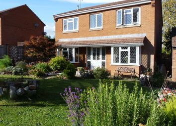 Thumbnail 4 bed detached house for sale in Broadmeadows, Darlington
