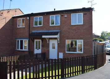 Thumbnail 3 bed town house for sale in Gateways, Outwood, Wakefield