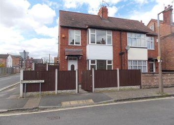 Thumbnail 3 bed property for sale in Breedon Street, Long Eaton, Nottingham