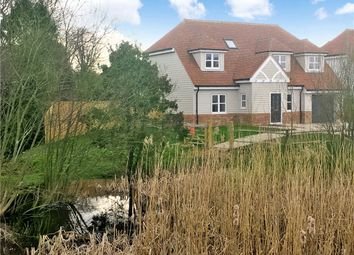 Thumbnail 4 bedroom detached house for sale in Lilac Drive, Broad Oak, Rye