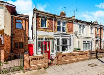 Thumbnail 3 bed semi-detached house for sale in Kimbolton Road, Portsmouth