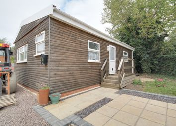 Thumbnail 2 bed lodge to rent in Windcatch Close, Spalding