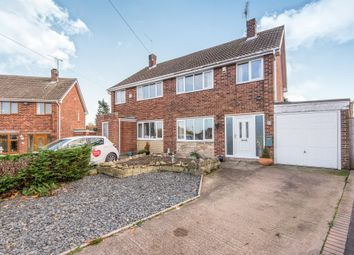Thumbnail 3 bed semi-detached house for sale in Pagdin Drive, Styrrup, Doncaster