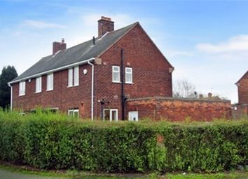 Thumbnail 3 bedroom semi-detached house to rent in Gregory Avenue, Breaston